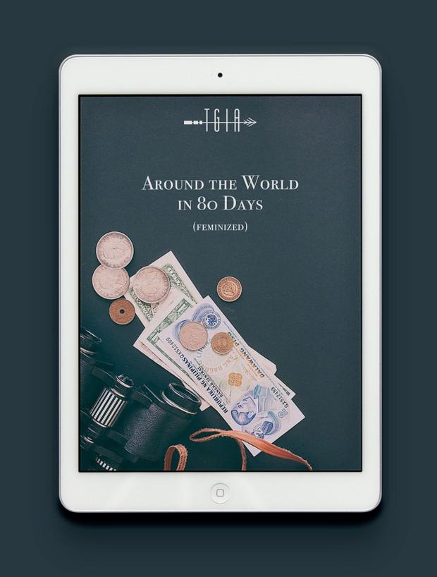 Around the World in 80 Days (Feminized)