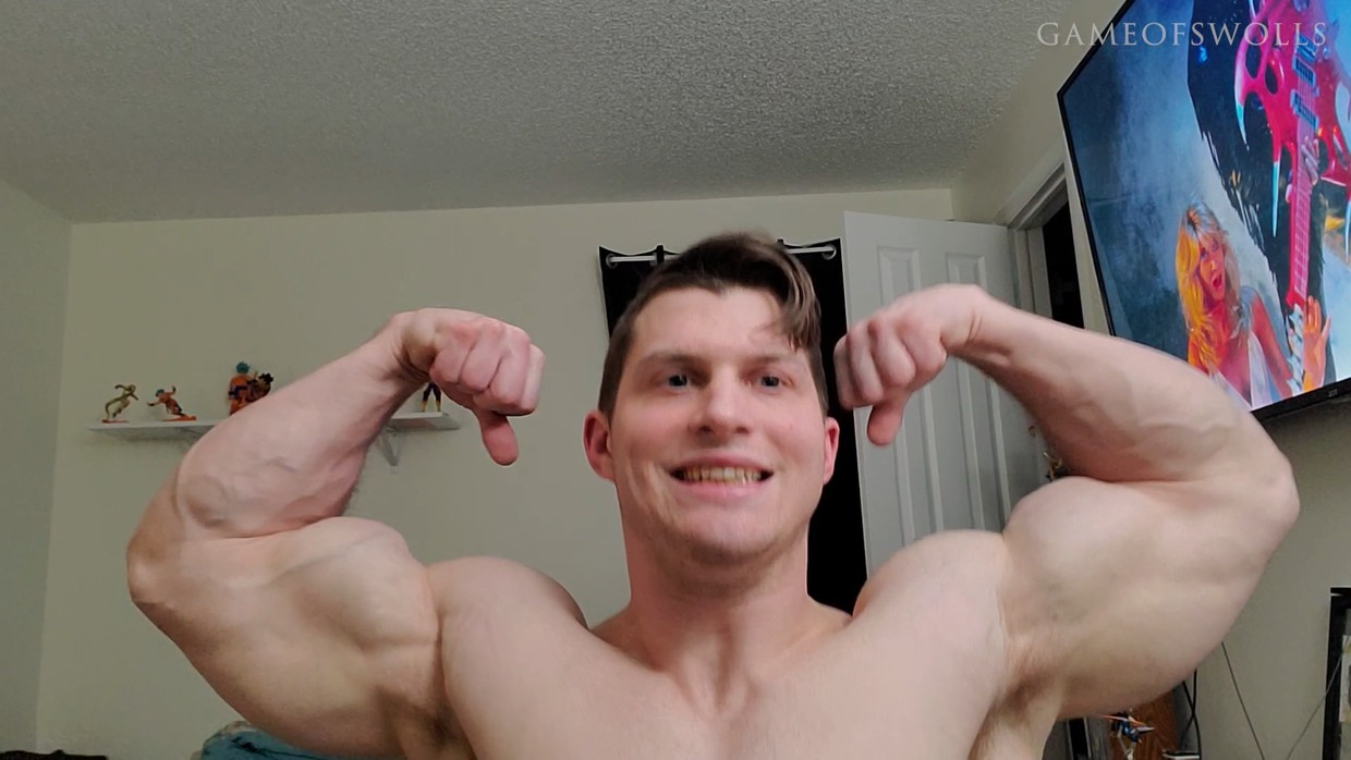 20 Minute flexing session! (Reupload)