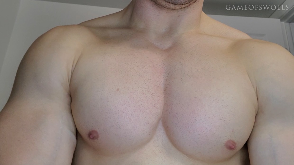 Up Close Chest Worship (reupload)