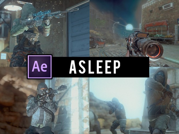 Asleep PROJECT FILE