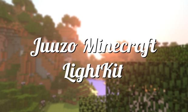 Juuzo Minecraft LightKit