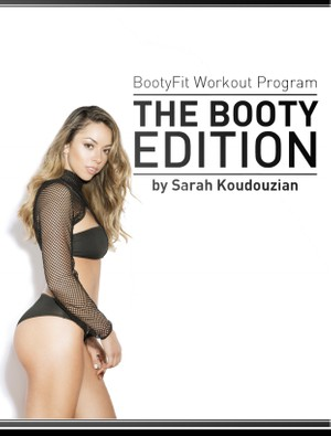 BootyFit Workout Program: The Booty Edition (Spanish)