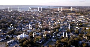 Beaufort and Atlantic Beach Drone Stock (Ungraded)