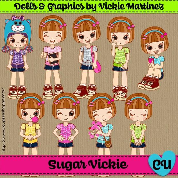 Sugar Vickie