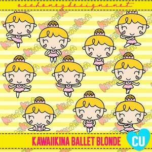 Oh_KawaiiKina_Ballet_Blonde