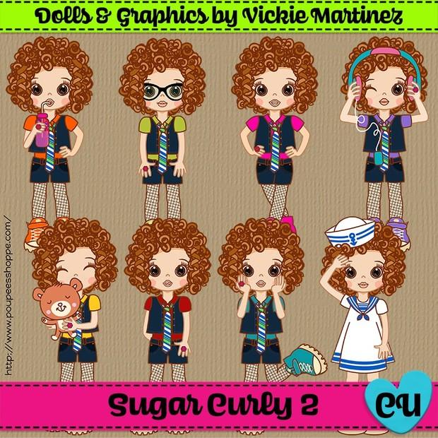Sugar Curly 2