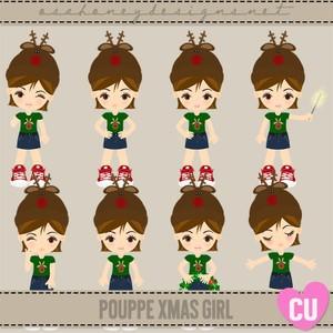 Oh_Pouppé_Xmas_Girl