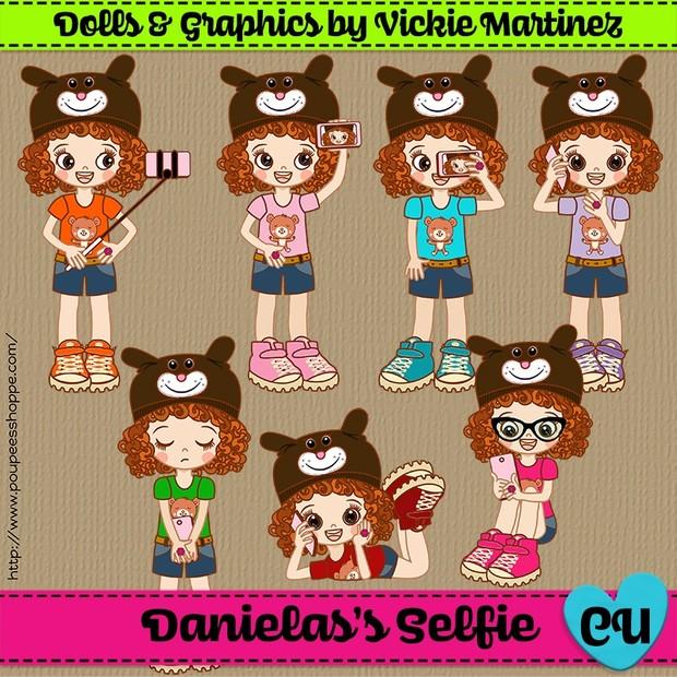 Sugar Daniela's Selfie