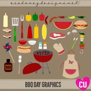 Oh_BBQ_Day_Graphics