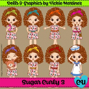 Sugar Curly 3