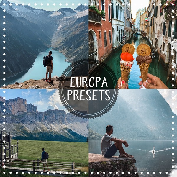 Europa Collection 7 Presets