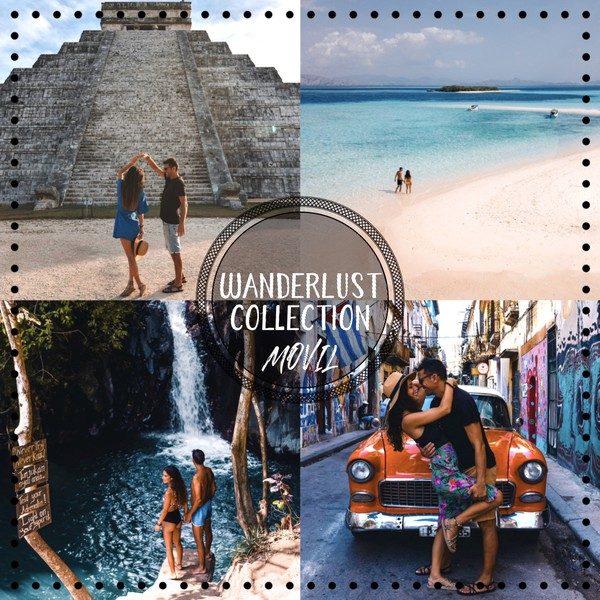 Wanderlust Collection 14 Presets