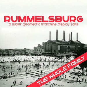 Rummelsburg Font Family