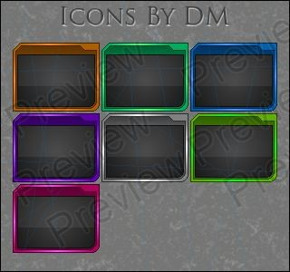 IMVU Icon Pack 5