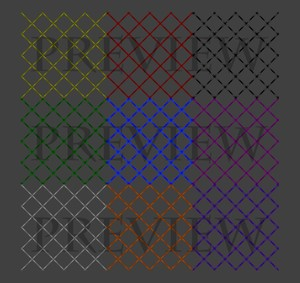 Cross-strip Texture Pack