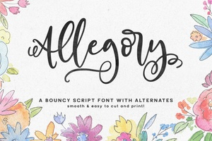 Allegory: a fun and bouncy script!