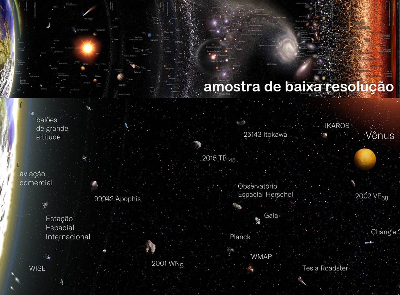 Atlas Do Universo Em Hd Versão Portuguesa