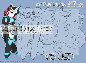 Squish Base PACK :: 89 Layers