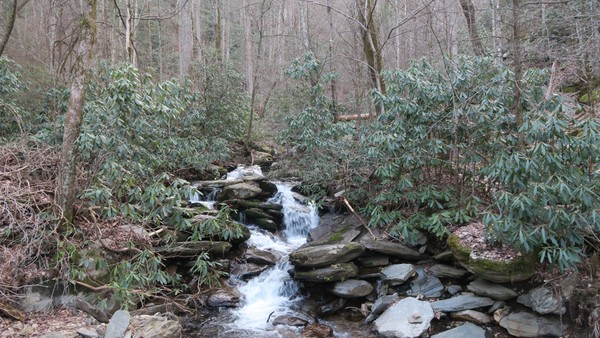 Catawba Falls Track Download