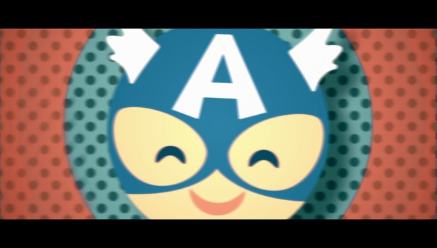 Captain America Intro Template   After Effects
