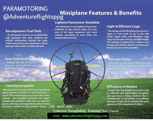 Powered Paragliding Training & Tutorials
