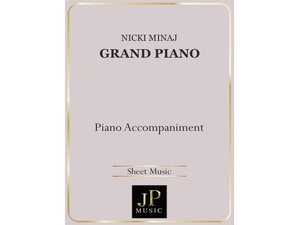 Grand Piano - Piano Accompaniment