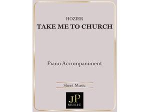 Take Me To Church - Piano Accompaniment