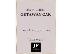 Getaway Car - Piano Accompaniment
