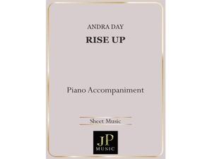 Rise Up - Piano Accompaniment