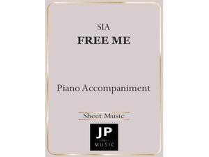 Free Me - Piano Accompaniment