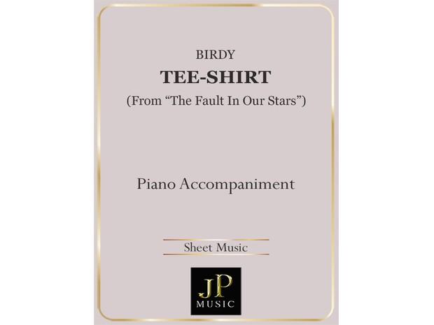 Tee-Shirt - Piano Accompaniment