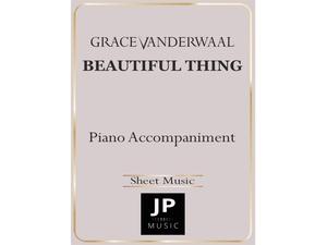 Beautiful Thing - Piano Accompaniment