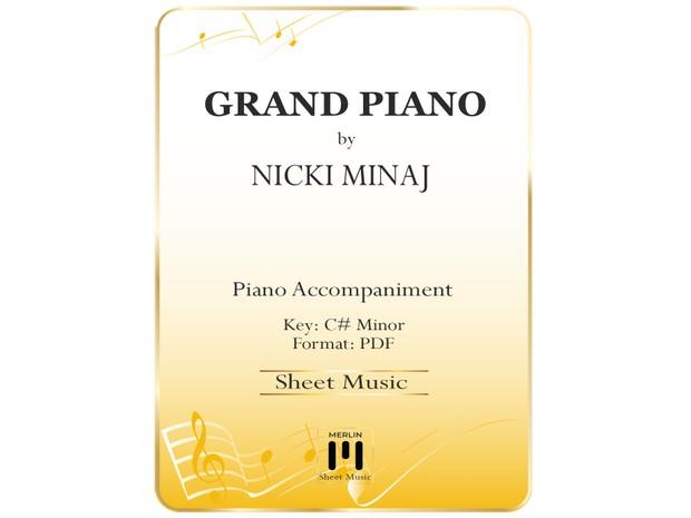 Grand Piano Piano Accompaniment