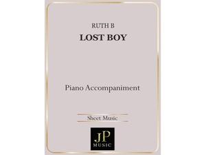 Lost Boy - Piano Accompaniment