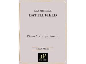 Battlefield - Piano Accompaniment