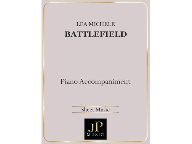 Battlefield - Piano Accompaniment