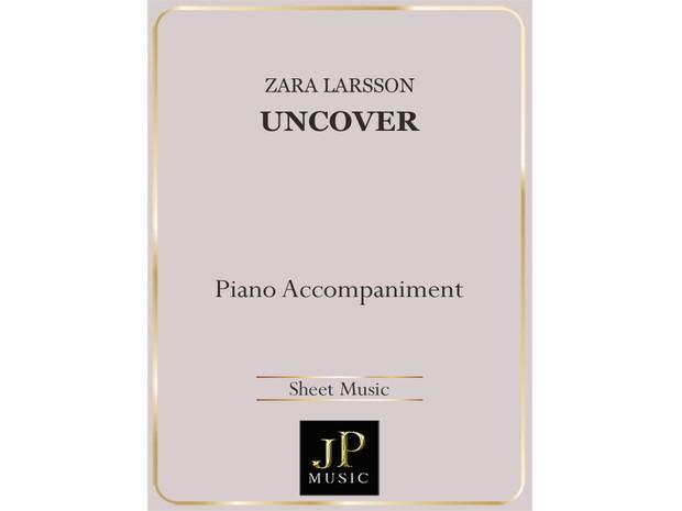 Uncover - Piano Accompaniment
