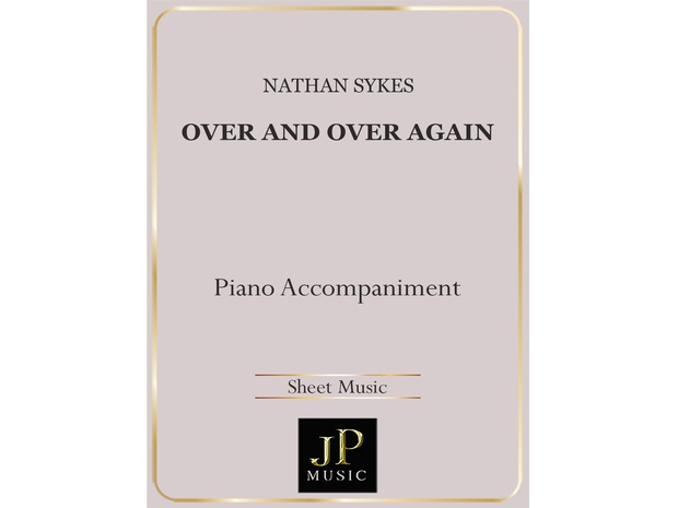 Over And Over Again - Piano Accompaniment