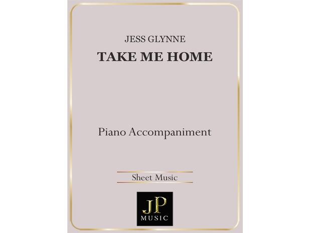 Take Me Home - Piano Accompaniment