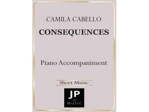 Consequences - Piano Accompaniment
