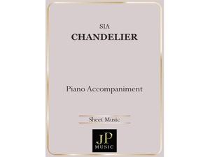 Chandelier -  Piano Accompaniment