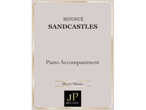 Sandcastles - Piano Accompaniment