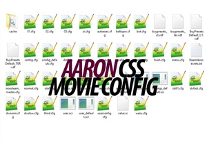 My Movie config for CSS