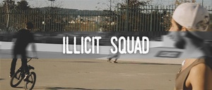 ILLICIT SQUAD BMX project files (WITH CLIPS)
