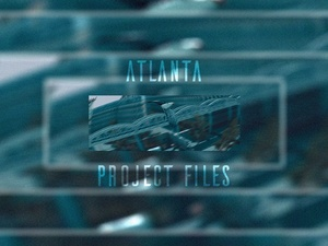 ATLANTA // SVP13 and AAE CC14 project files
