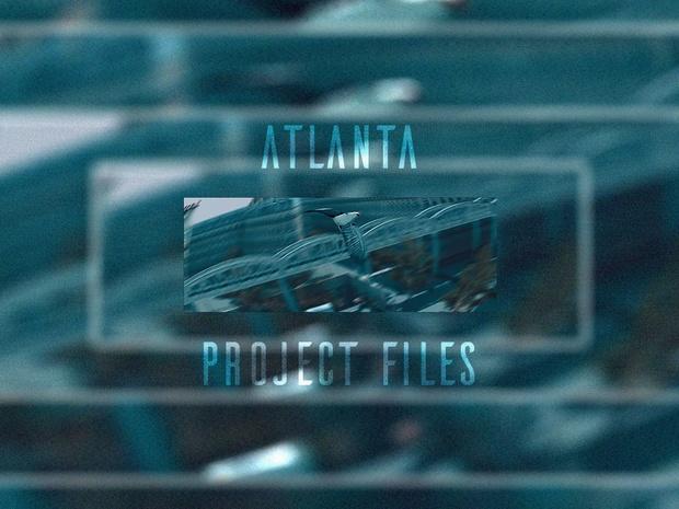 ATLANTA // SVP13 and AAE CC14 project files