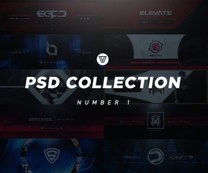 PSD Collection #1