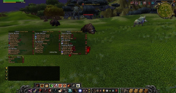 TBC Beastmaster - Hunter WRobot Fightclass - By Ordush - V2.2.0