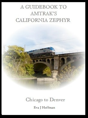 Flashing Yellow Guidebook: California Zephyr Train - Chicago, IL to Denver, CO