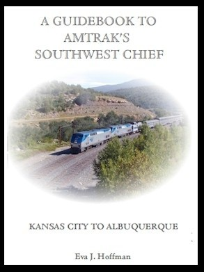 Flashing Yellow Guidebook: Southwest Chief Train - Kansas City, MO to Albuquerque, NM